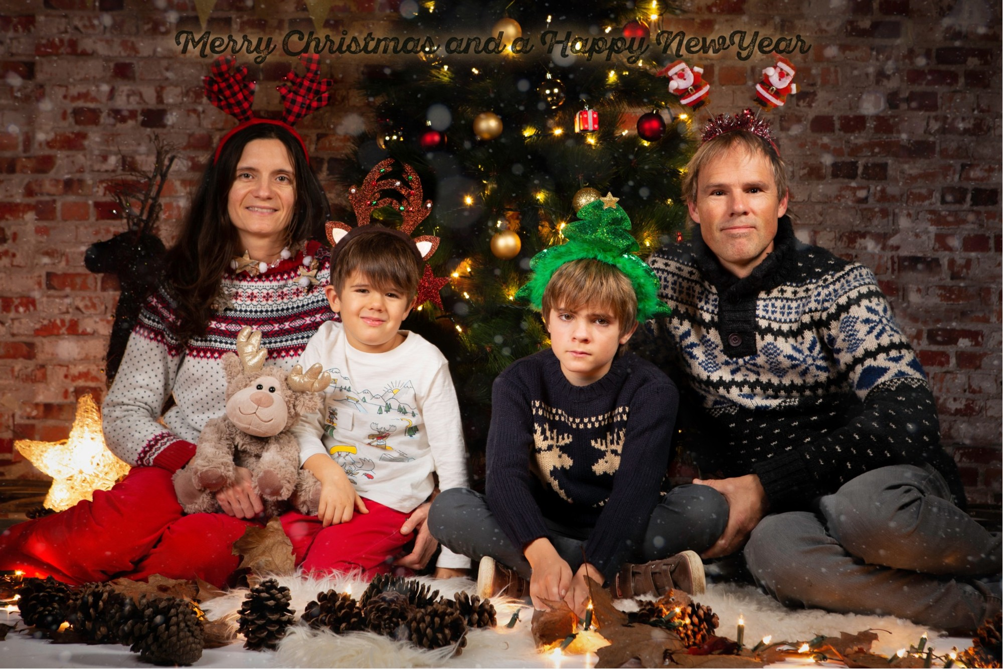 Merry Christmas Mini session. Kunst Photo & Art. Berango, Basque Country.