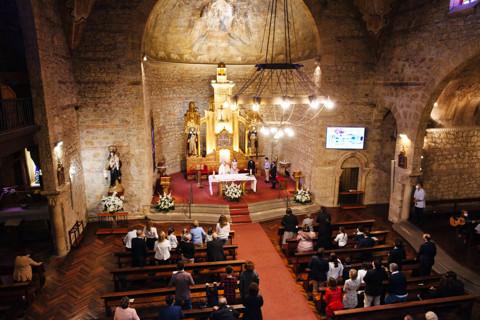 Trinitarios First Communion 10-10-2020