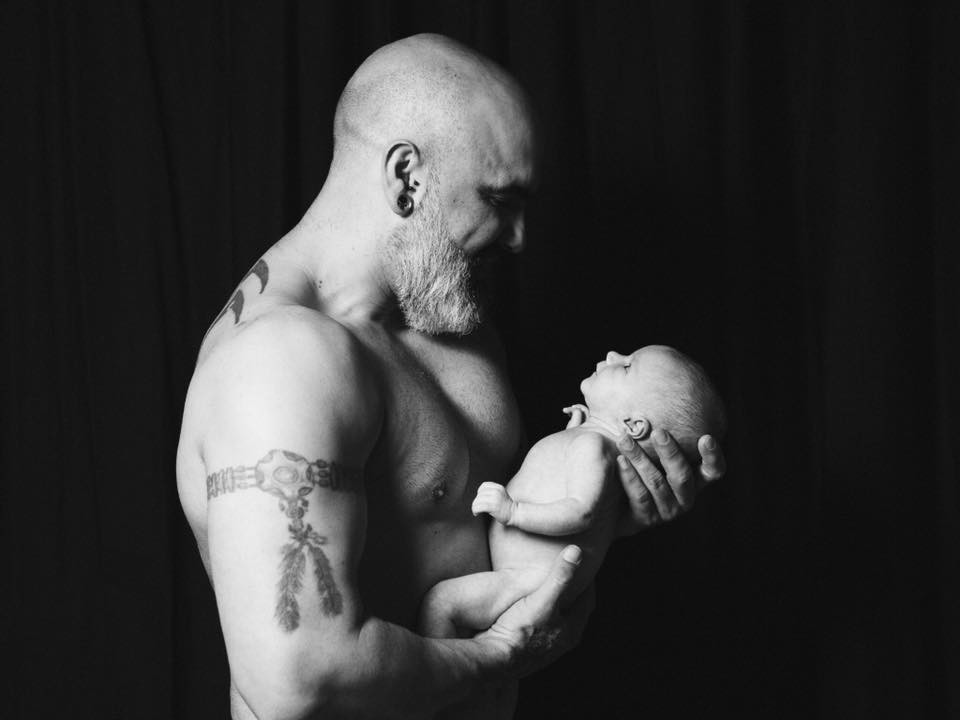 Newborn Session. Kunst Photo & Art photographer. Bilbao, Bizkaia
