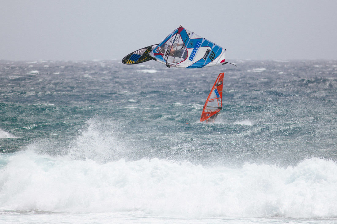 El Medano PWA World Windsurfing tour Tenerife