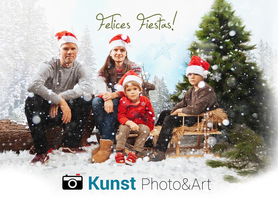 Kunst Navidad blog