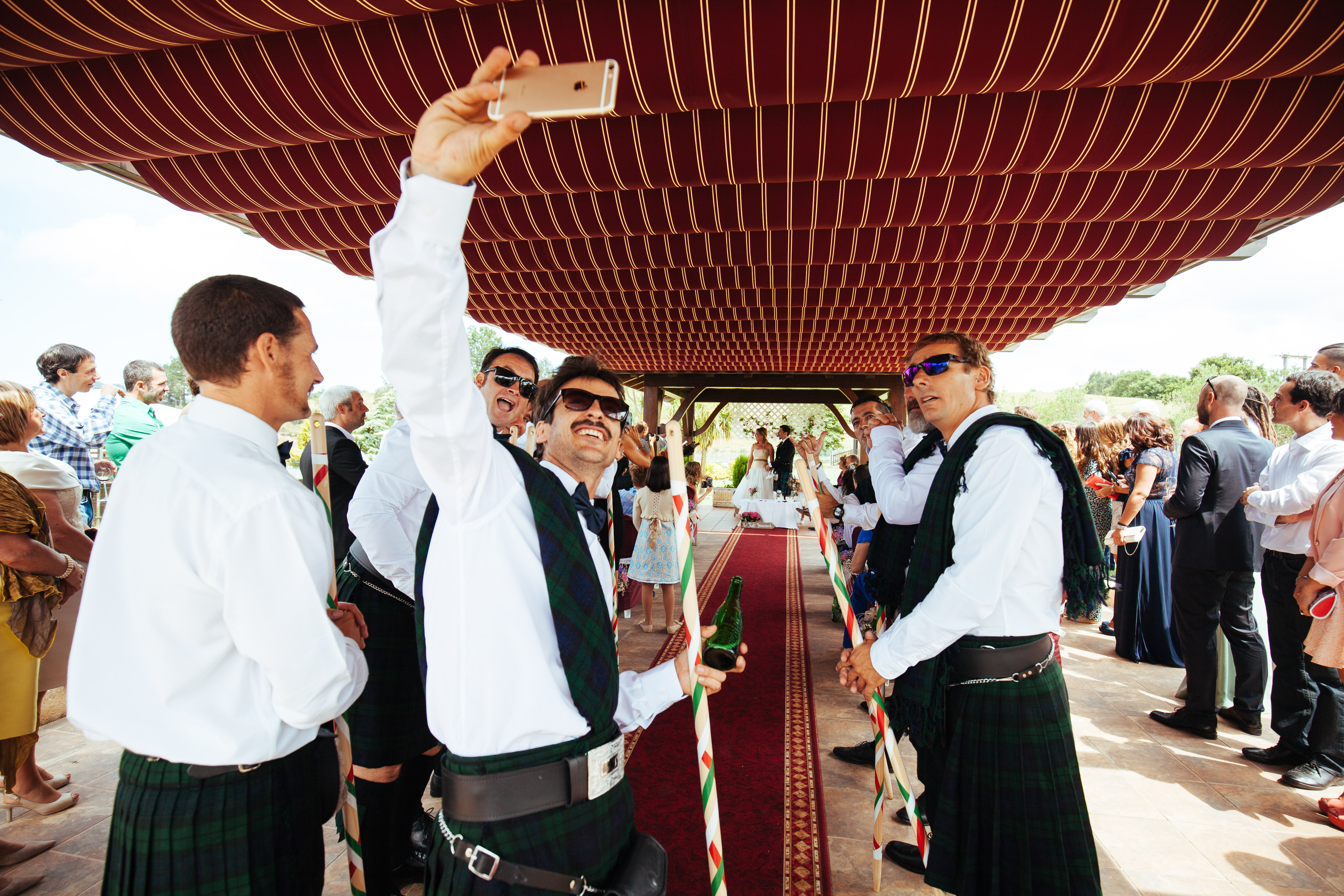 Fotografo Boda ceremonia civil Loiu