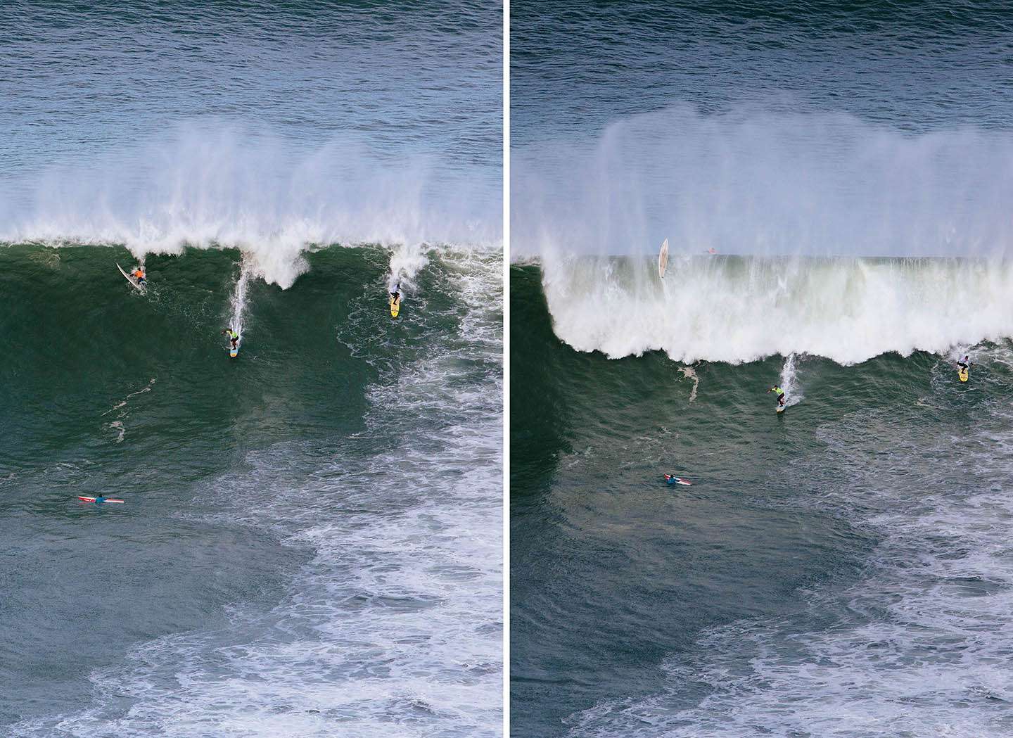 Punta Galea Big Wave Challenge 2013-2014