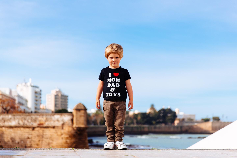 Fotografia Infantil original Bilbao